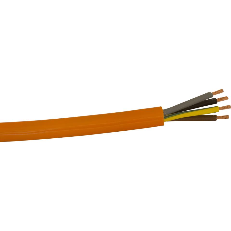 H07 BQ-F 4G10 mm² EPR/PUR OR  ELIS