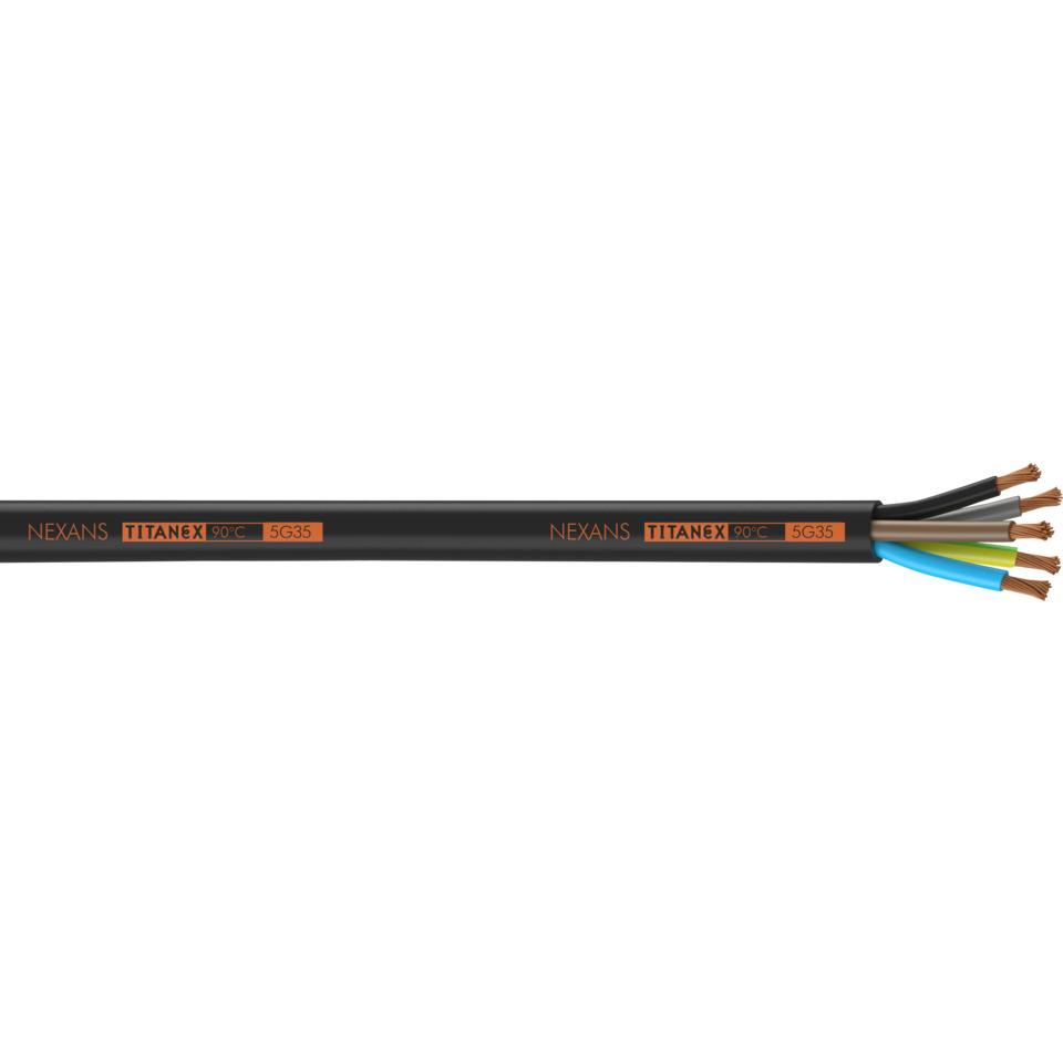 Gummikabel H07RN-F LX 4G35