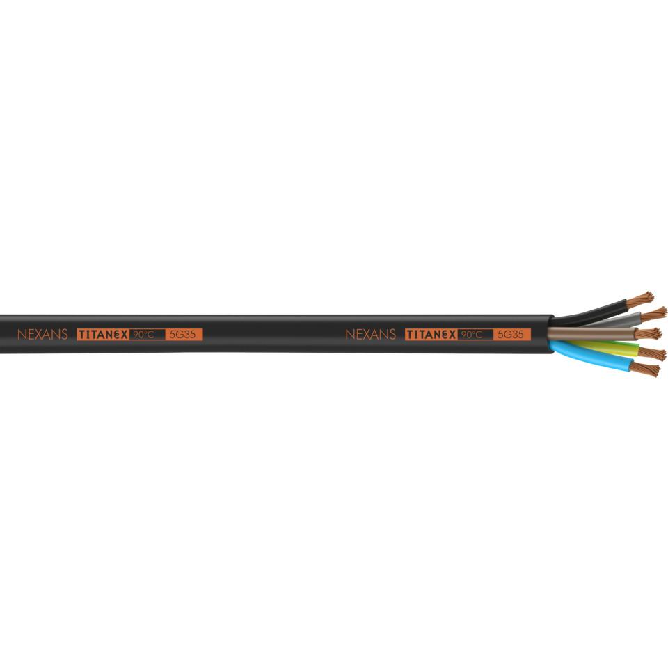 Gummikabel H07RN-F LX 5G16