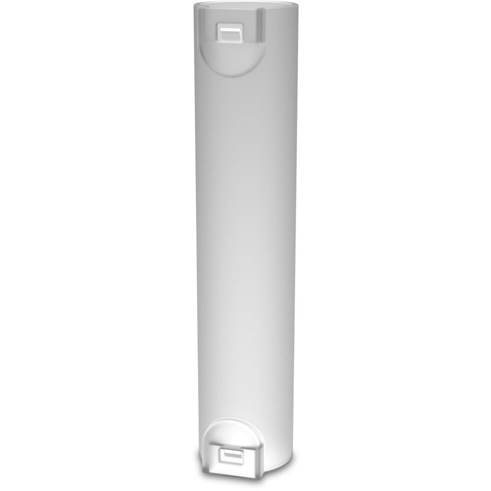 Skjøtemuffe 16mm med lås LSZH hvit