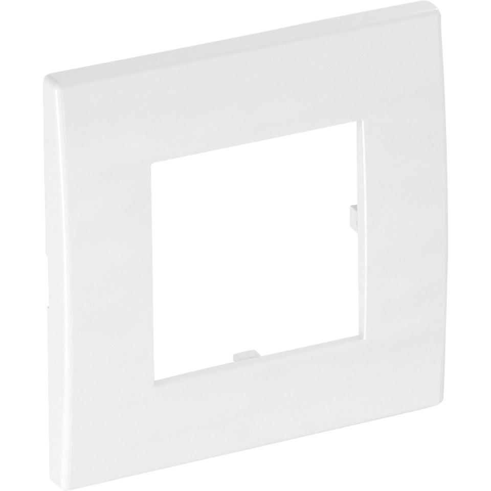 Kanal GK dekkramme enkel stikkontakt uten vindu AR45 OBO