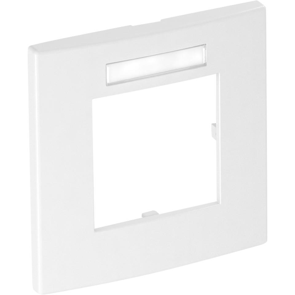 Kanal GK dekkramme enkel stikk med vindu vertikal AR45 OBO
