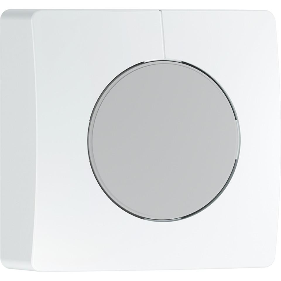 Fotocelle NightMatic NM 5000-3 Kvadrat Com1 Hvit