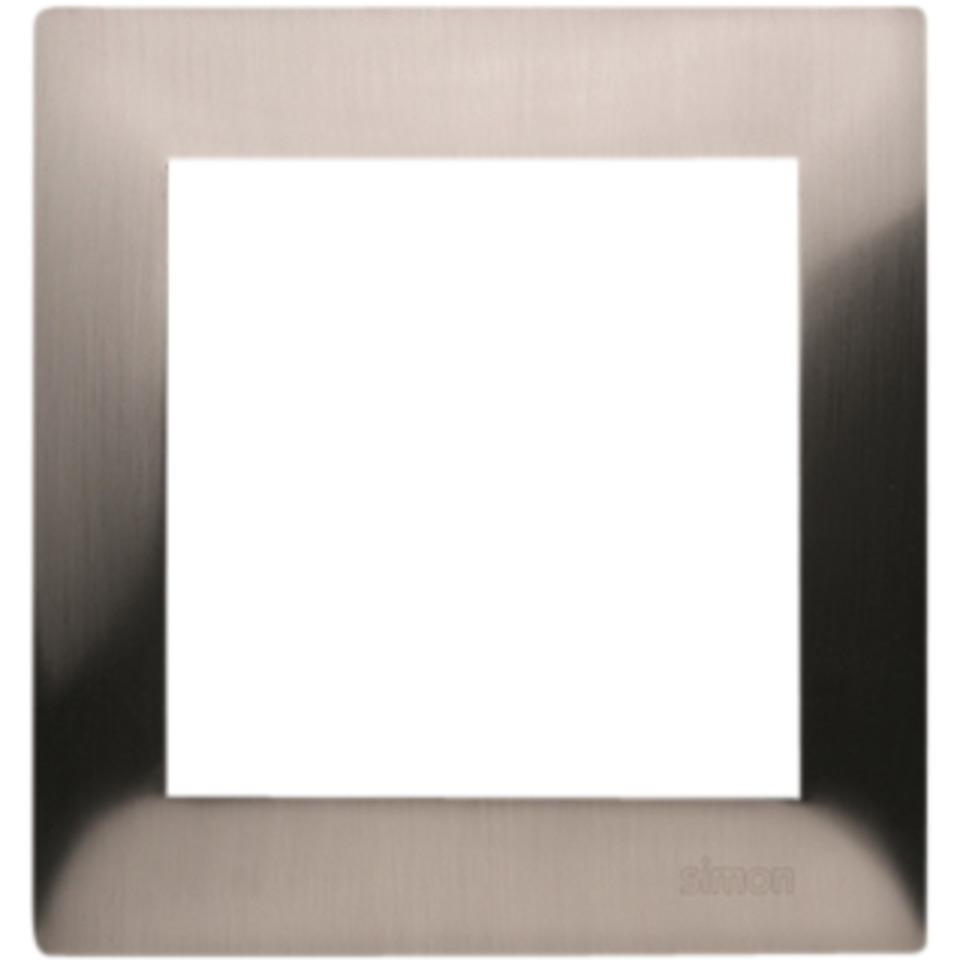 Simon 1-Hulls metall ramme Metal Inox