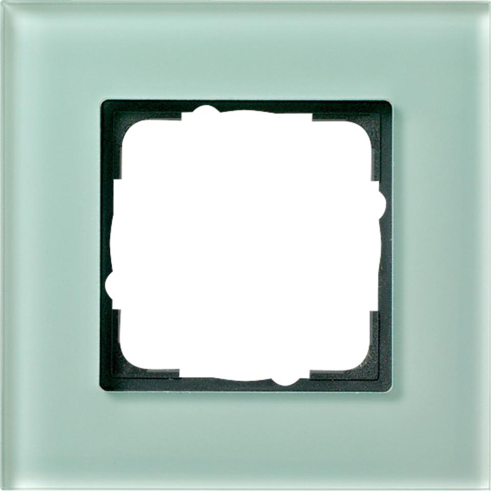 1-H RAMME GRØNT GLASS ESPRIT