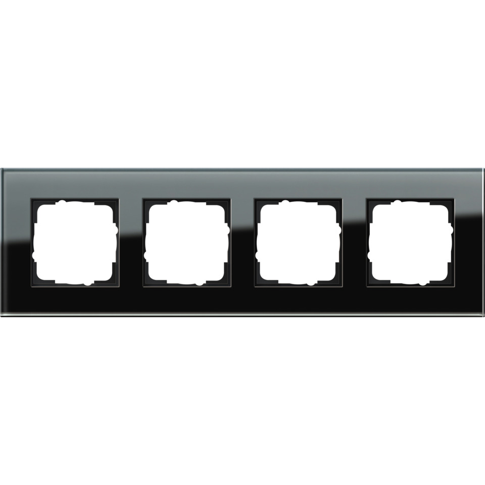 4-H RAMME SVART GLASS ESPRIT