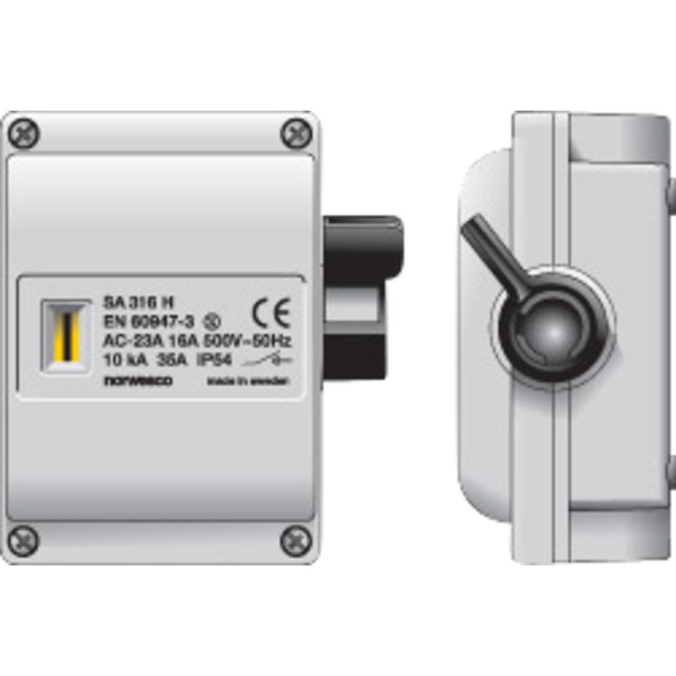 Sikkerhetsbryter SA316