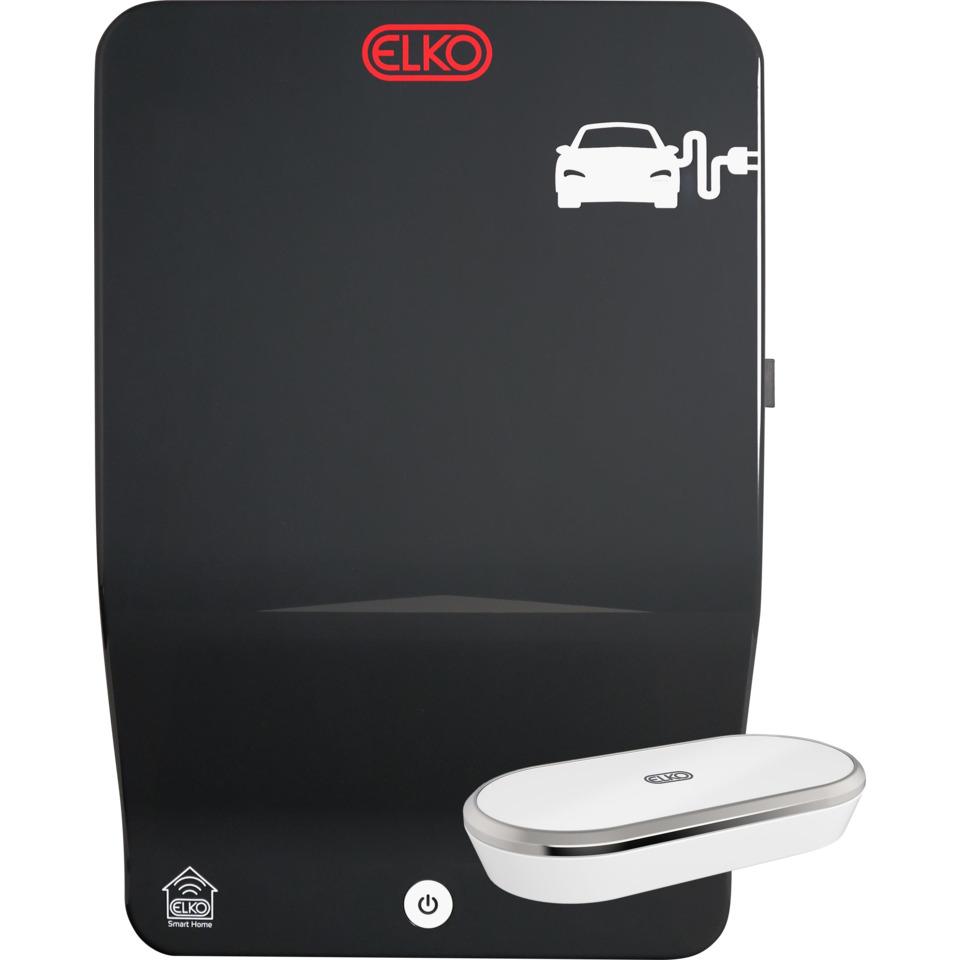 ELKO Smart Elbillader 16A med ESH Gateway
