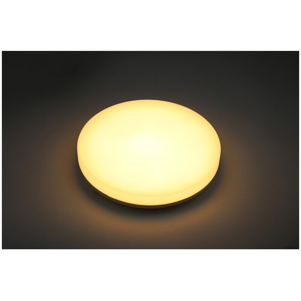 Ferdig montert LED lampe Meta 18W med sensor