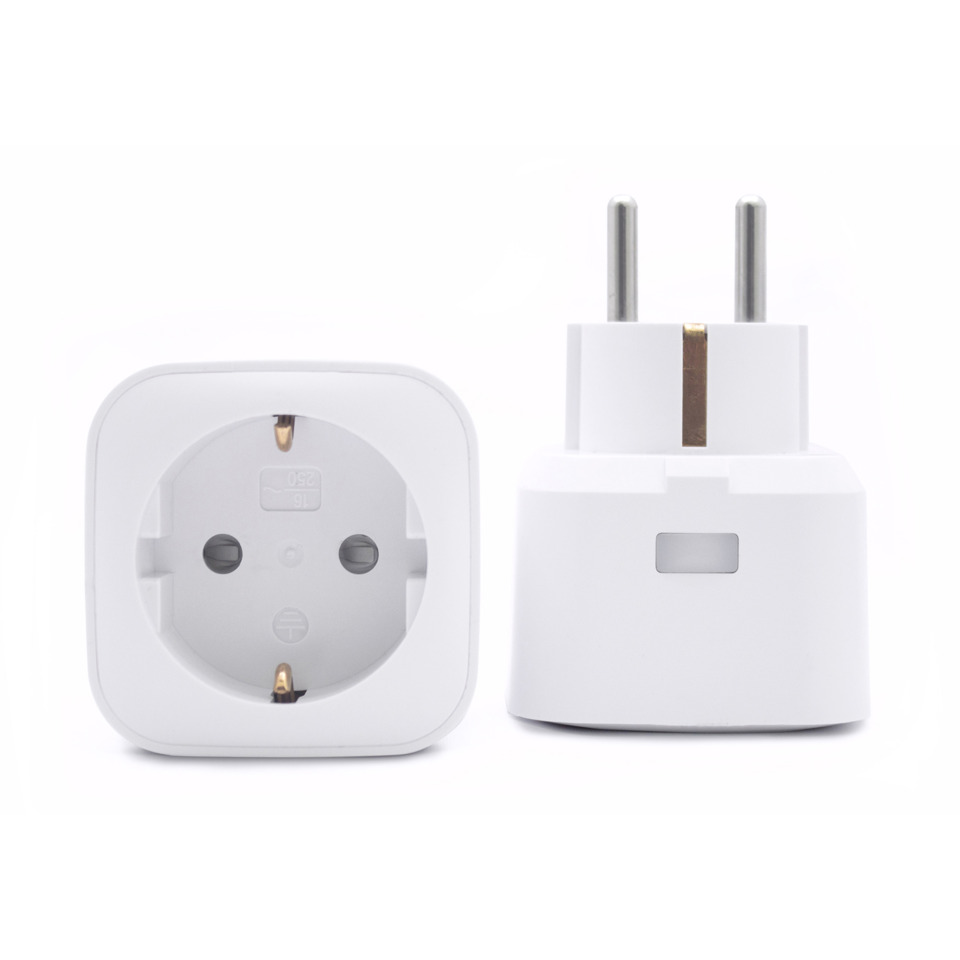 Wireless Plug in Mottager Dimmer mini MYCR-250