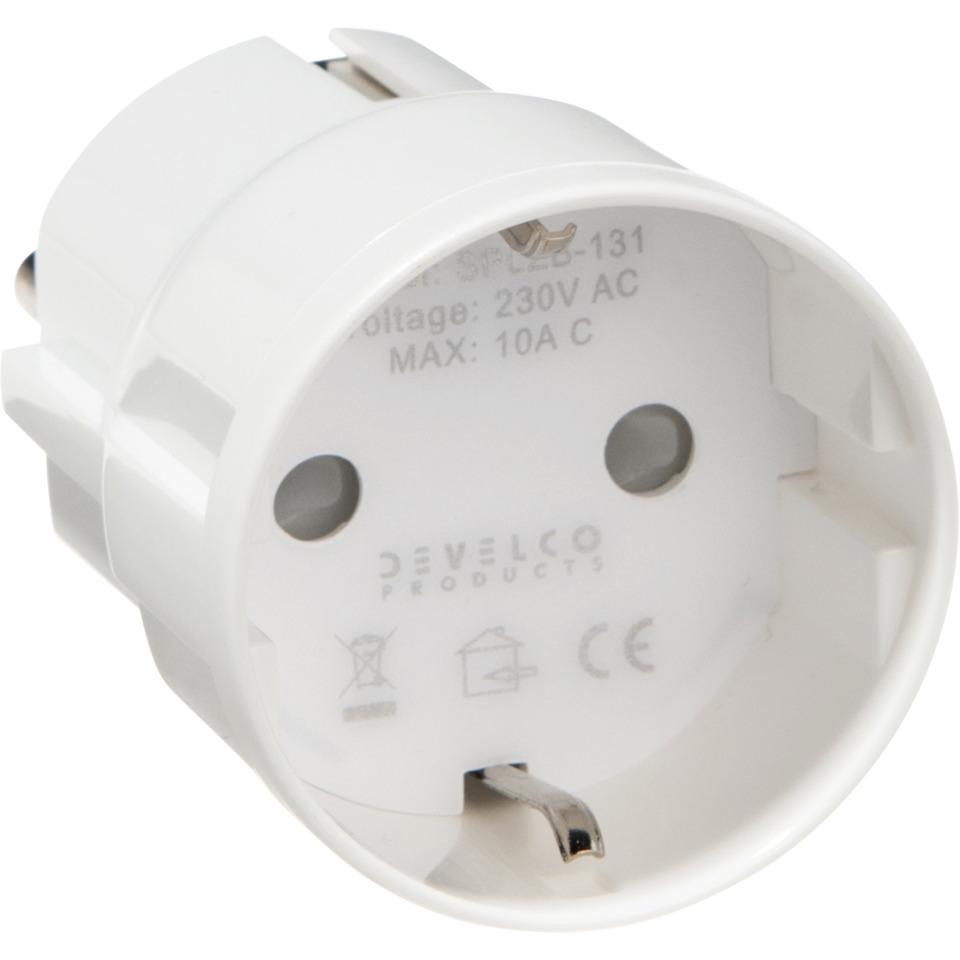 Develco Smart Plugg mini (Schuko)