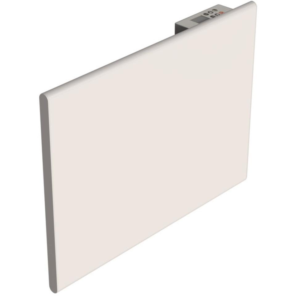Namron Panelovn 600W matt hvit