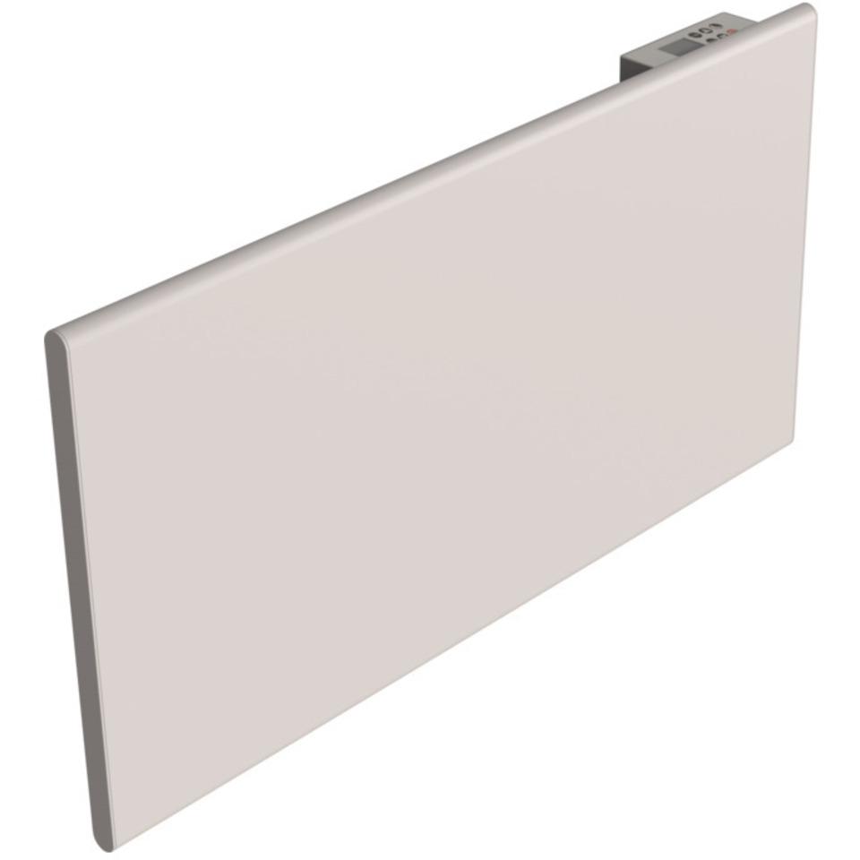 Namron Panelovn 1000W matt hvit
