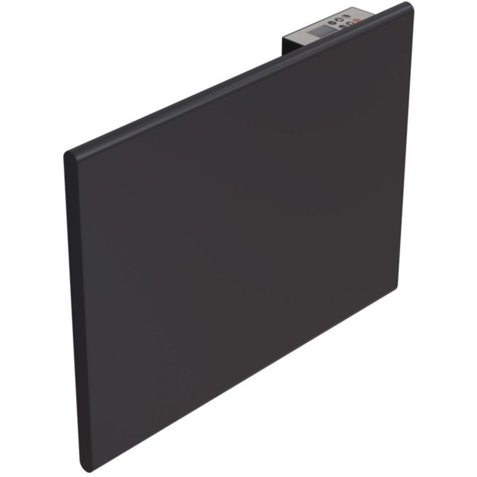 Namron Panelovn 600W matt sort