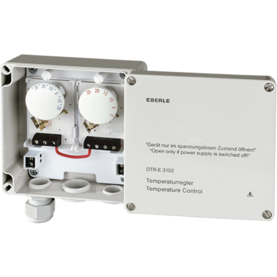 TERMOSTAT DTR3102,2X-15/+15GR.C,TAKRENNE