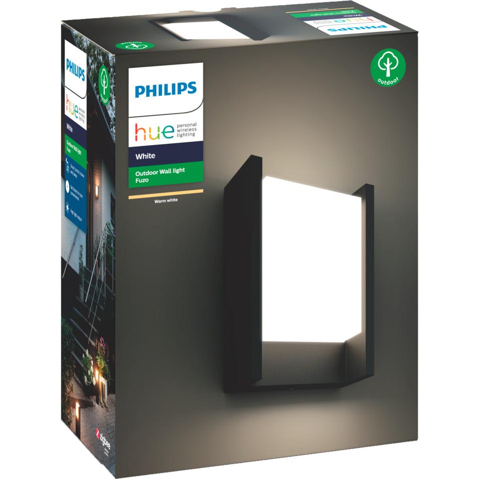 Philips Hue W Fuzo Vegglampe 1