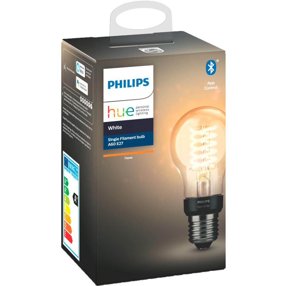 Philips Hue W E27 Filament A60 7W