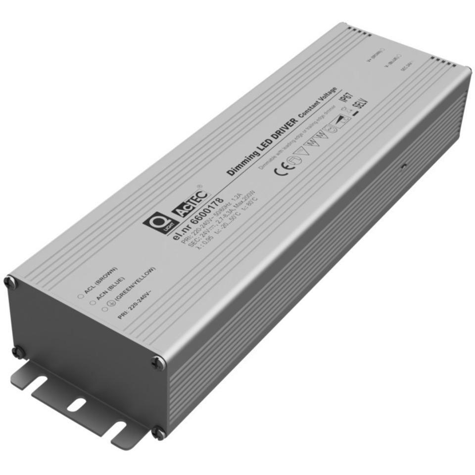 Q-Light 200W LED driver Q-Line