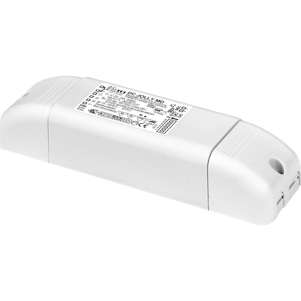 Jolly MD LED-Driver 0-32W Dimmbar forkant/bakkant + PUSH