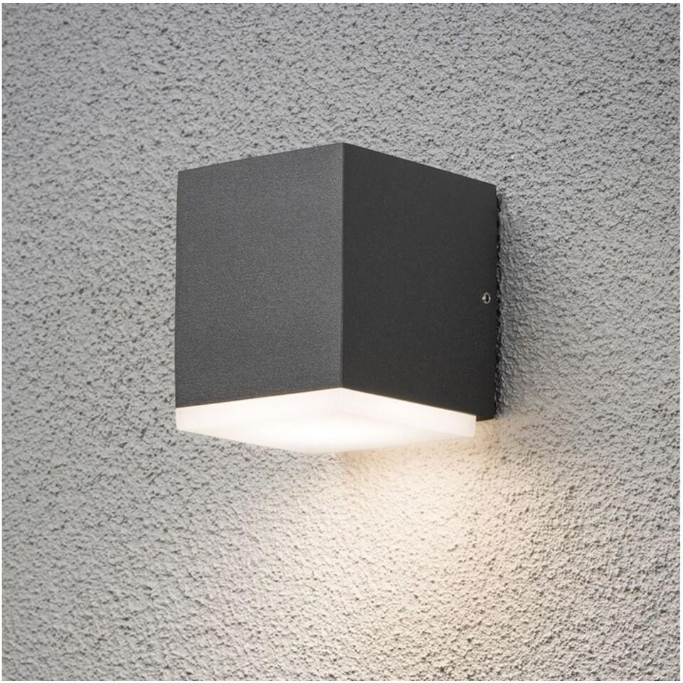 Vegglampe Monza Moderne Belysning Utebelysning