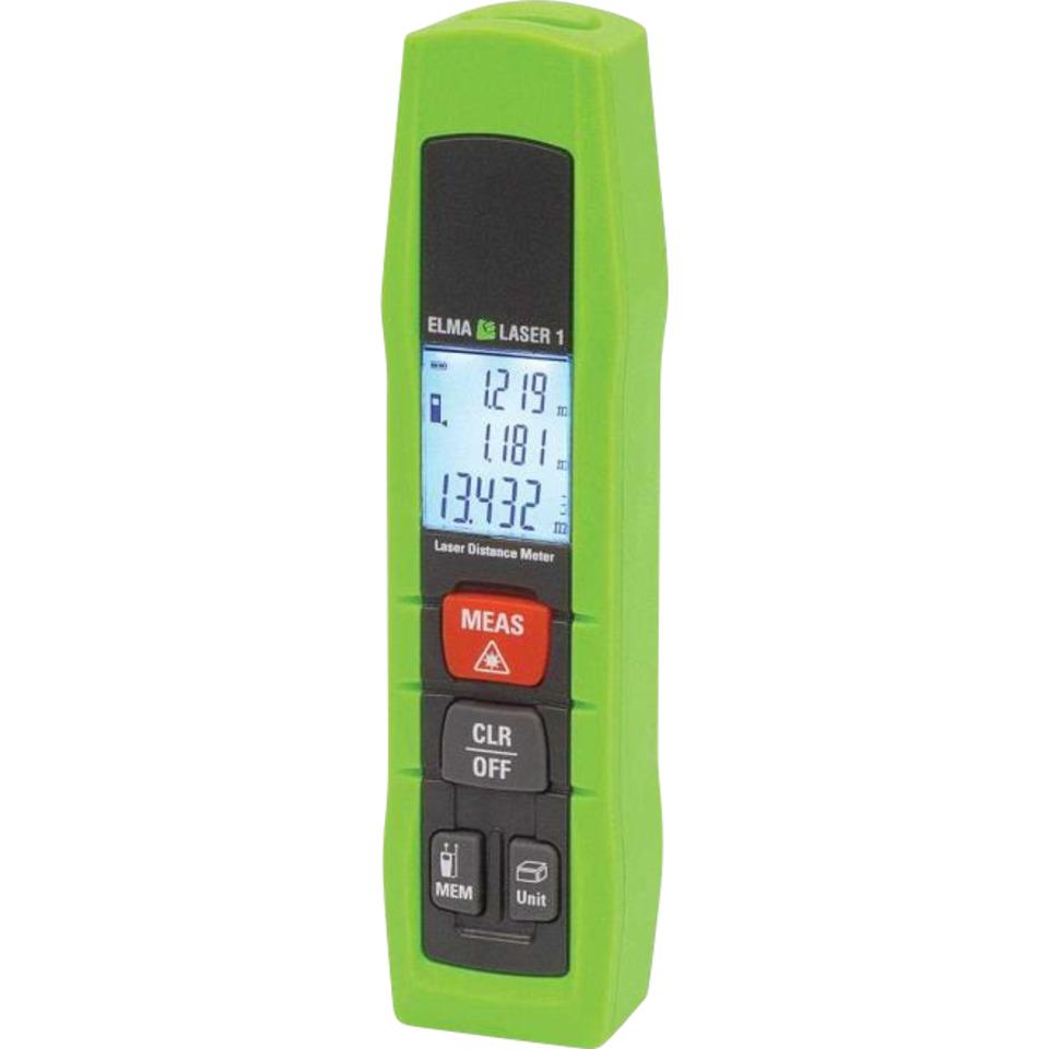Elma Laser 1 - Mini laser avstandsmåler