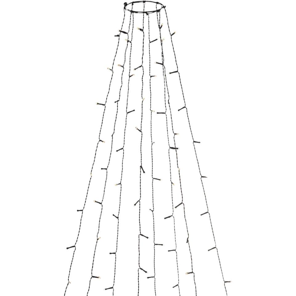 Julegran lysslynge 240cm 24V IP44