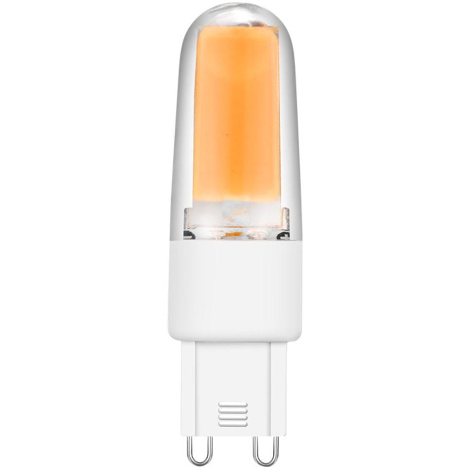 G9 LED 3,3w 360lm Dim 2700k 2 Pk