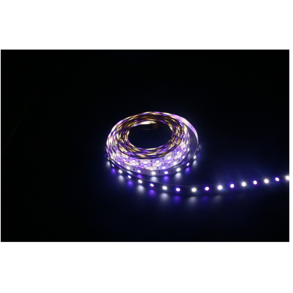 LED Strip Varmhvit Kaldhvit 5m IP65 IR Belysning Elkjøp