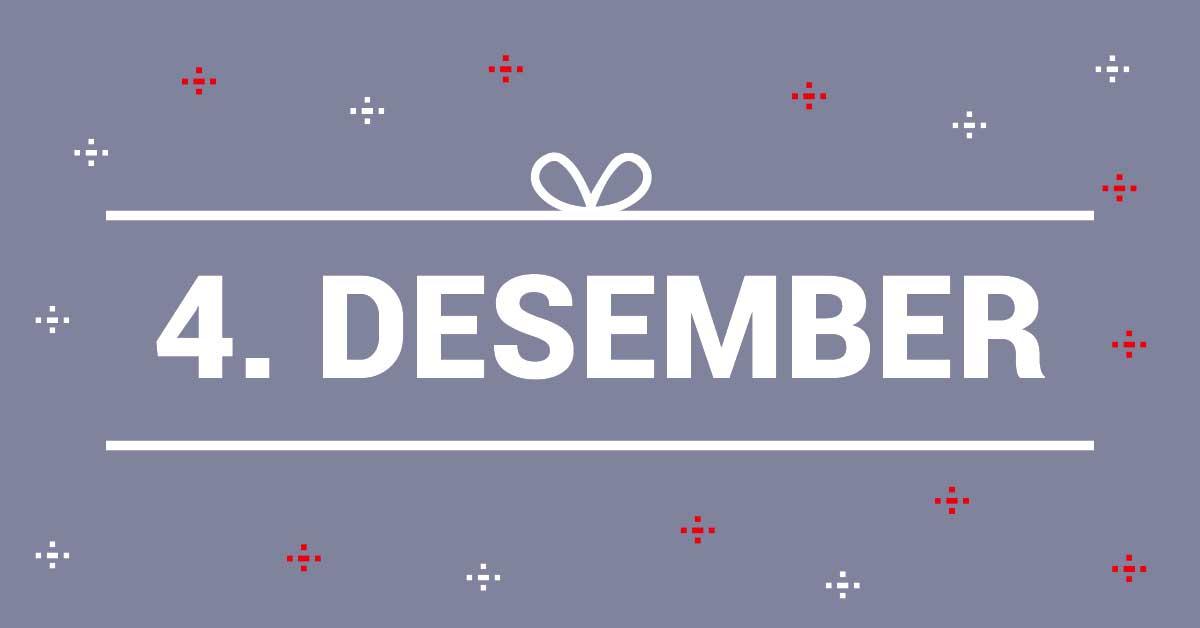 4. Desember