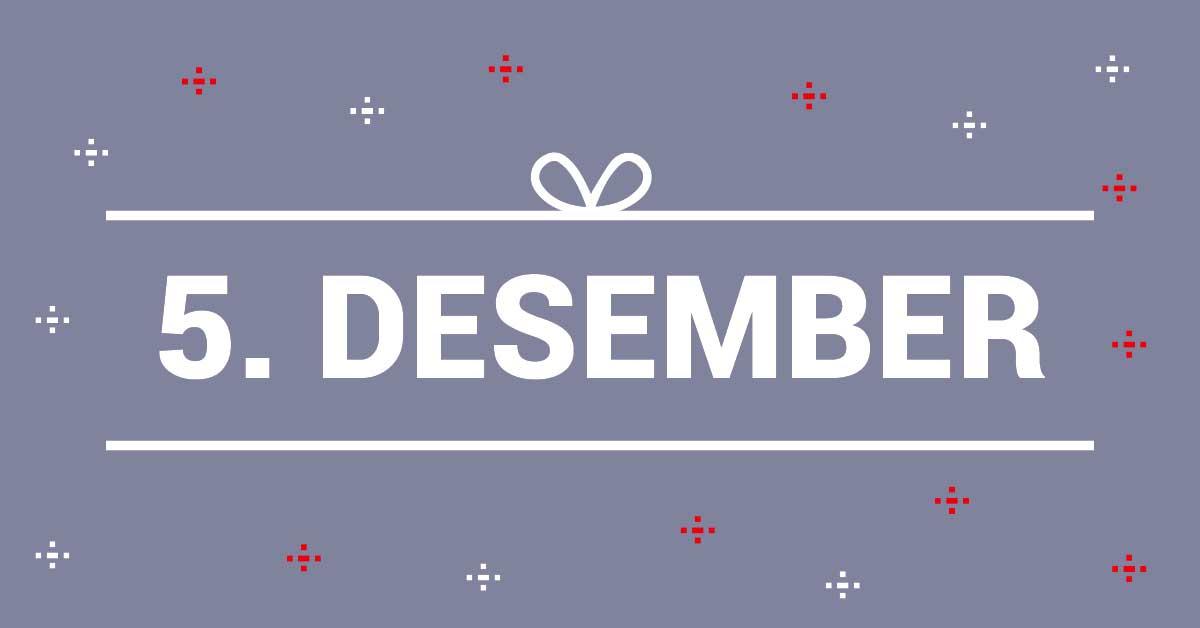5. Desember
