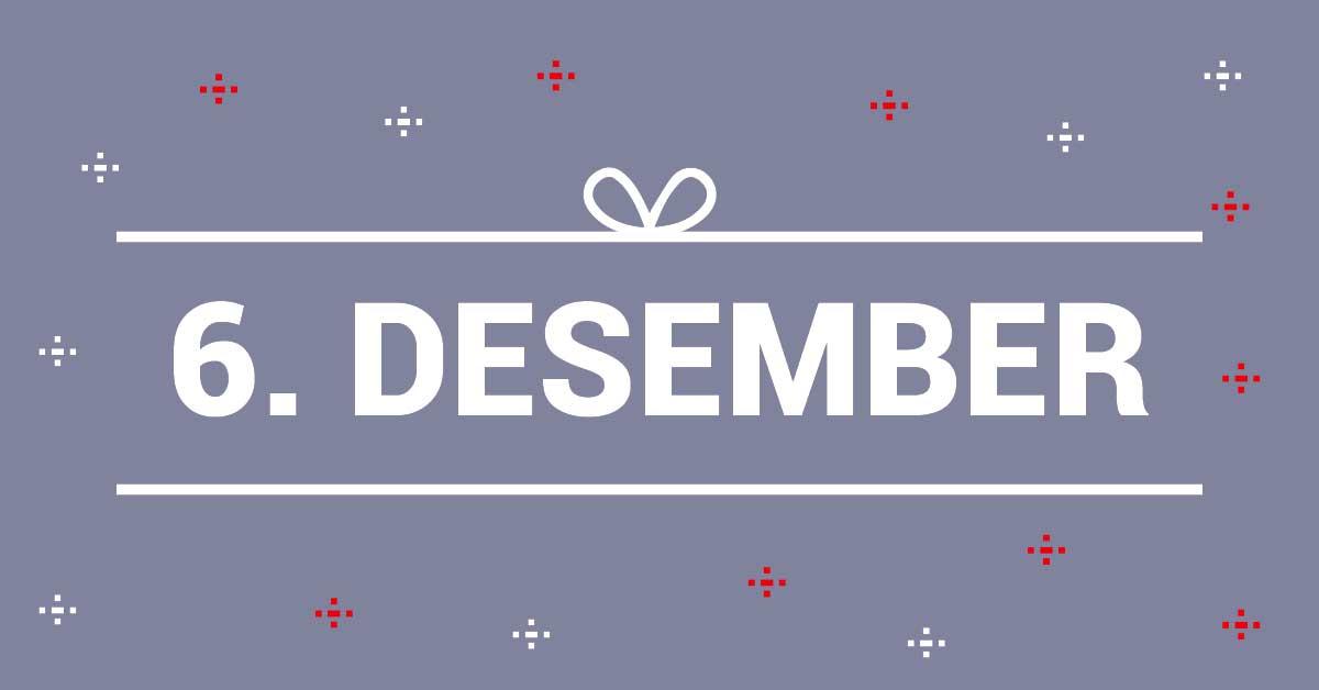 6. Desember