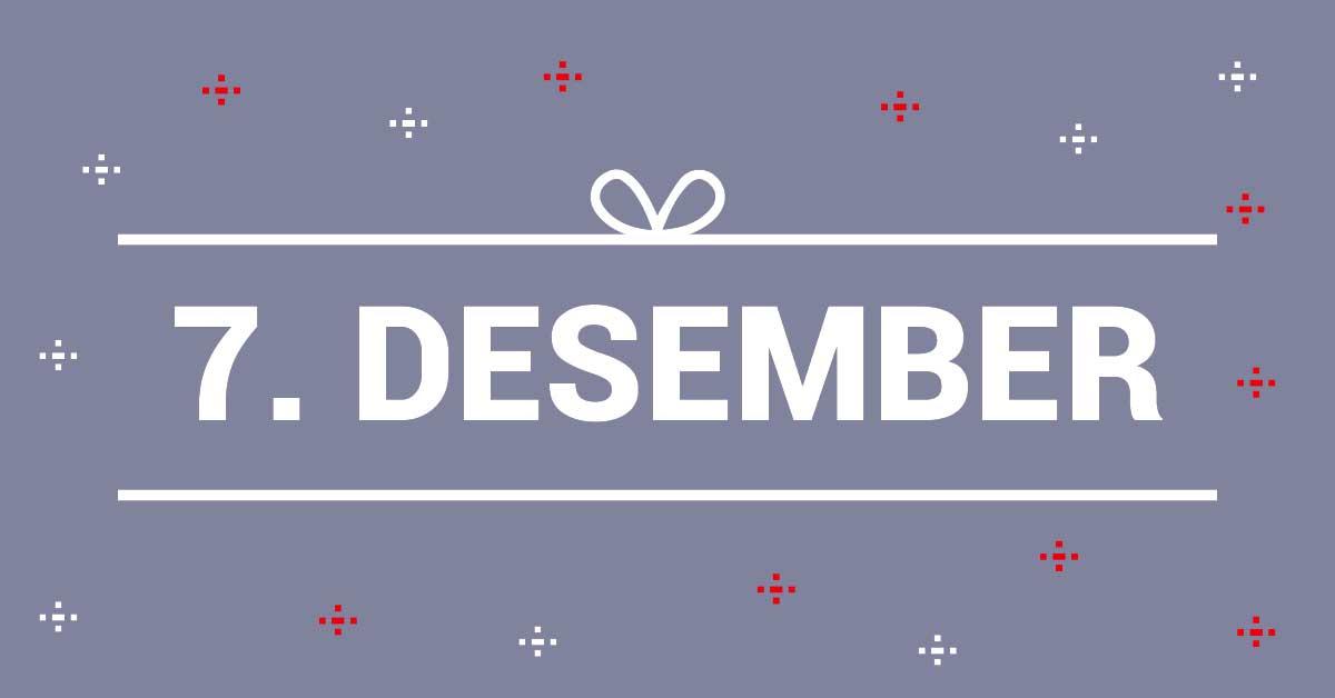 7. Desember