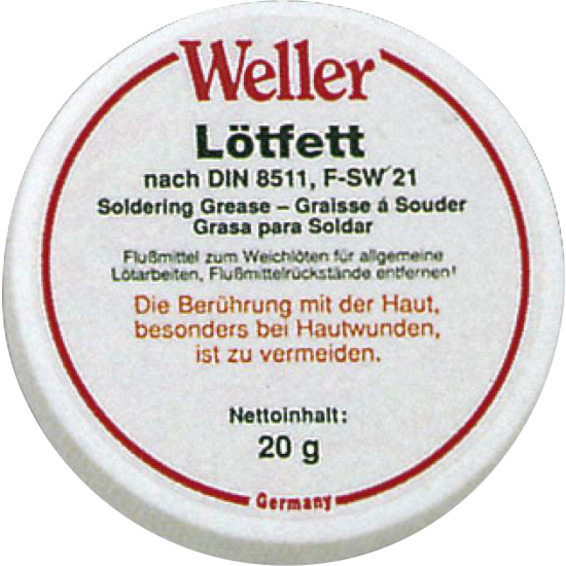 Loddefett Weller LF25