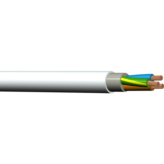 PFXP 500V 3G2,5 Entrådet