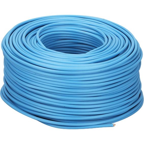 PN 4mm² Blå Snelle 100m