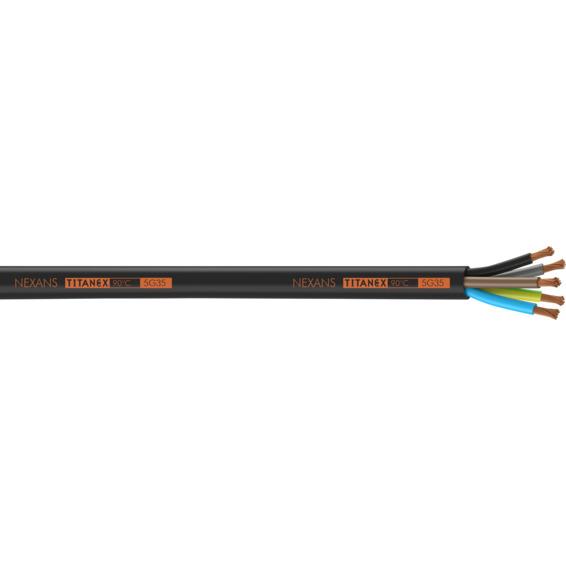 Gummikabel H07RN-F LX 4G50