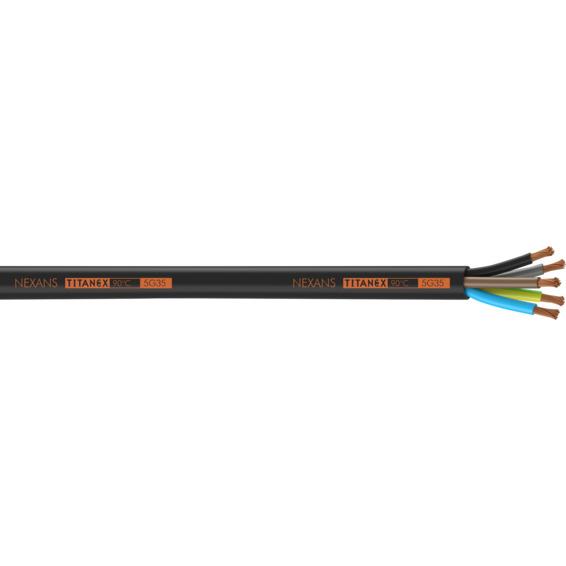 Gummikabel H07RN-F LX 5G35