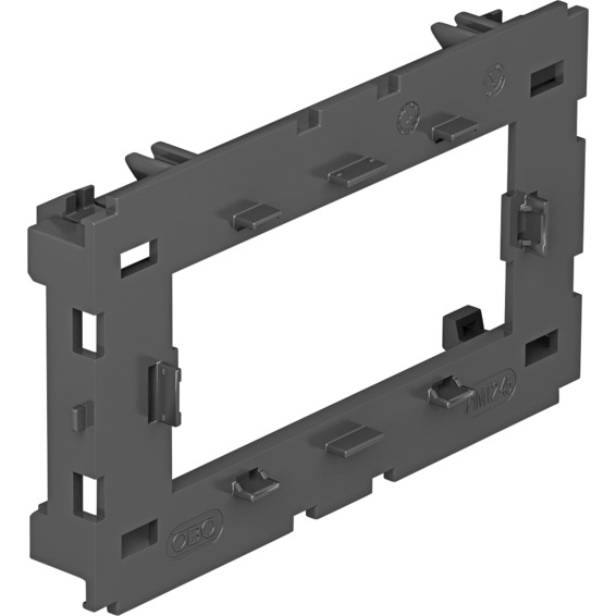Kanal GK monteringsholder dobbel modul 45 OBO