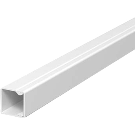 Minikanal 20x20 Hvit med tape Onnline 2meter