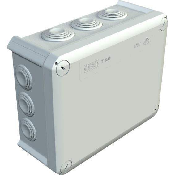 Koblingsboks OBO T160 IP66