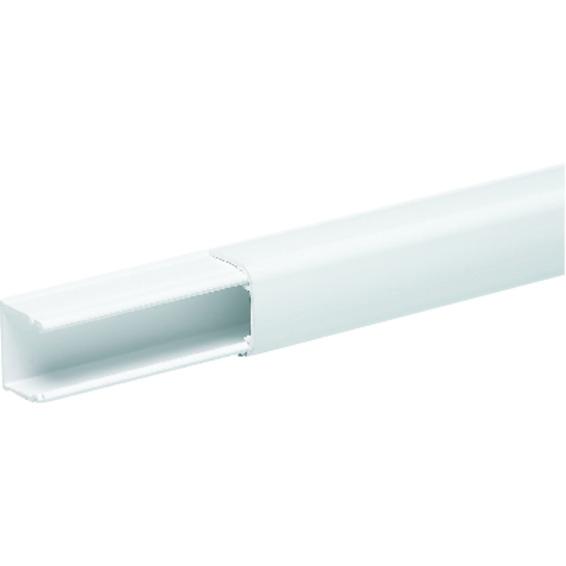 Schneider Minikanal OL 1820 1 rom hvit PVC 2,1m