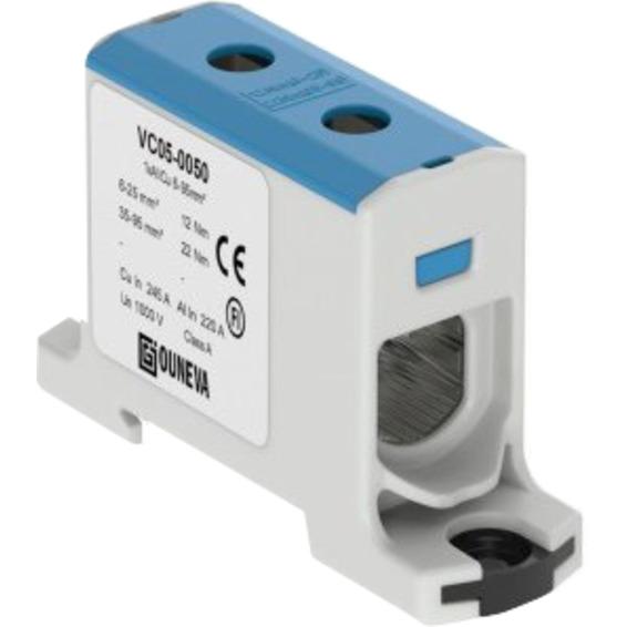 Klemme isolert OTL 1x35-240mm² AL/CU Blå