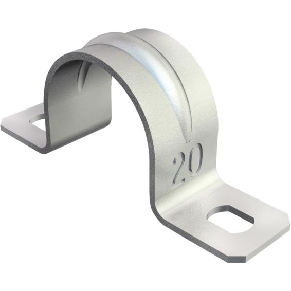 Sadel 50mm Galvanisert (25stk)