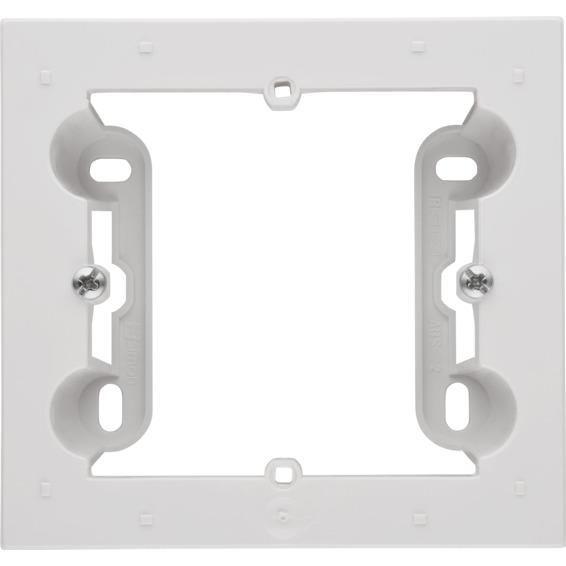 Simon 1-Hulls påveggskappe 35mm Hvit