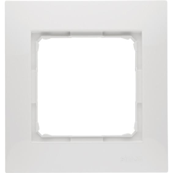 Simon 1-Hulls ramme hvit