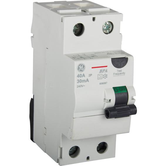 Jordfeilbryter BPA2 40/030 EFA