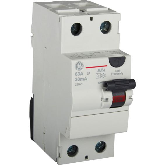 Jordfeilbryter BPA2 63/030 EFA