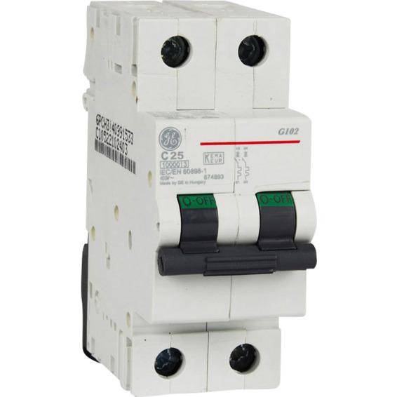 Automatsikring G102 C 25  25A EFA