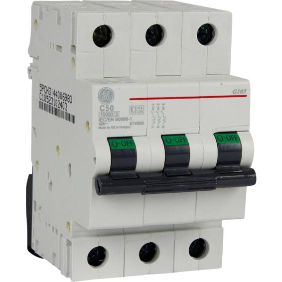 Automatsikring G103 C 50  50A EFA