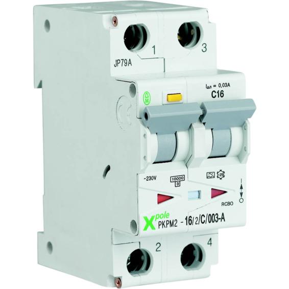Jordfeilautomat PKPM2-10/2/C/003-A Eaton